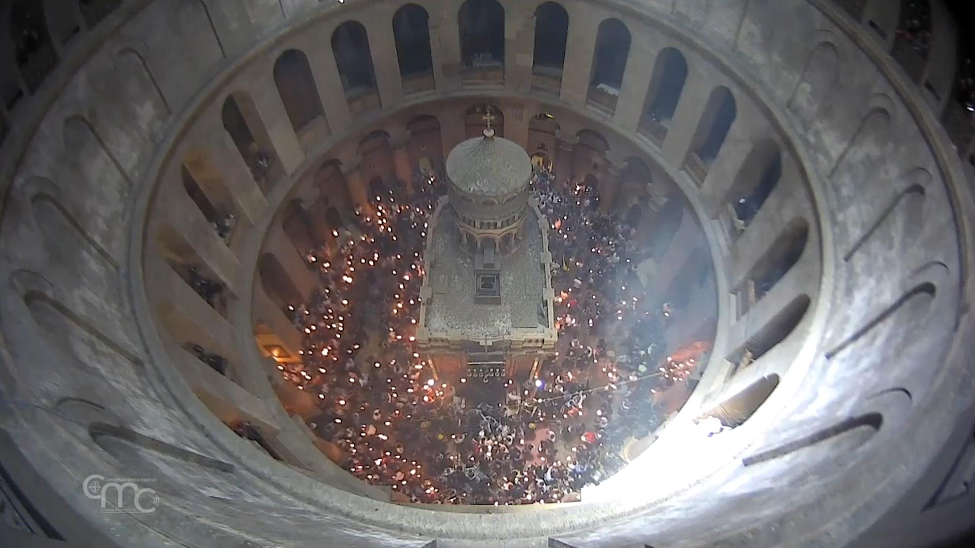 fuoco santo 1